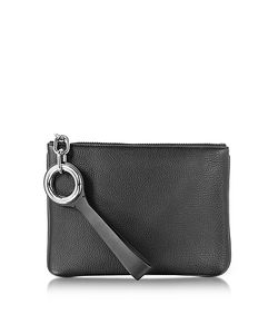 Alexander Wang | Riot Refined Pebble Leather Pouch