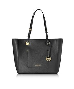 Michael Kors   Walsh Large Saffiano Leather Ew Top-Zip Tote