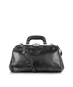 Chiarugi | Designer Briefcases Leather Handmade Professional Doctor Bag