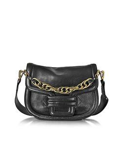 Pierre Hardy   Alphaville Grained Leather Shoulder Bag