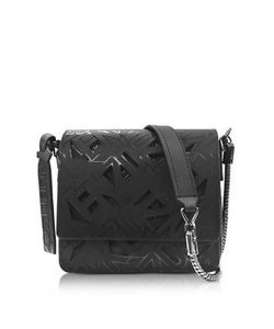 Kenzo | Laser Cut Flying Logo Shoulder Bag