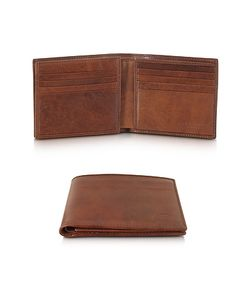 THE BRIDGE | Story Uomo Leather Billfold Wallet