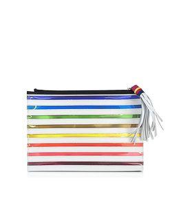 Mary Katrantzou | Rainbow Canvas Pouch
