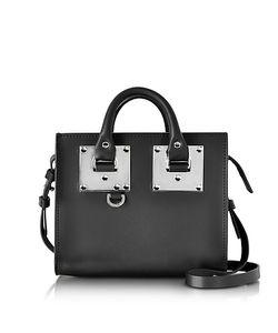 Sophie Hulme | Saddle Leather Albion Box Tote Bag