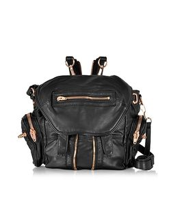 Alexander Wang | Mini Marti Washed Leather Backpack