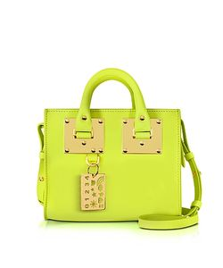 Sophie Hulme | Leather Albion Box Tote Bag