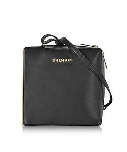 Balmain | Pablito Leather Shoulder Bag