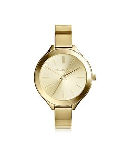 Michael Kors | Mid-Size Slim Runway Three-Hand Watch