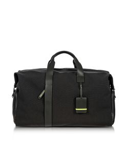 Bric's | Designer Travel Bags Nylon And Leather Weekender Holdall
