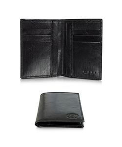 THE BRIDGE | Story Uomo Leather Vertical Wallet
