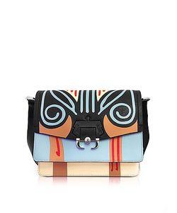 Paula Cademartori | Twiggy Leather Shoulder Bag