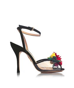 Charlotte Olympia | Tropicana And Pvc Sandal