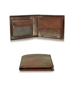 THE BRIDGE | Story Uomo Billfold Wallet W/Coin Pocket