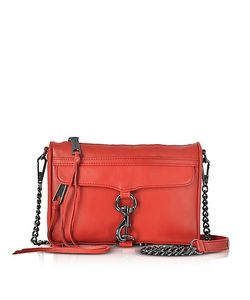 Rebecca Minkoff   Blood Leather Mini M.A.C. Crossbody Bag