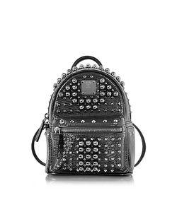 MCM   X-Mini Stark Pearl Studs Backpack