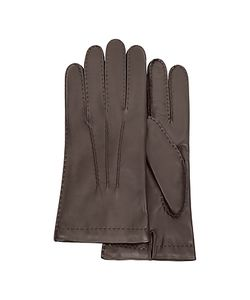 Forzieri | Cashmere Lined Italian Leather Gloves