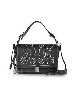 Zadig & Voltaire | Studded Leather Optimist Shoulder Bag