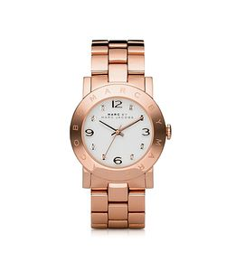 Marc by Marc Jacobs | Amy 36.5mm Rose Bracelet Watch