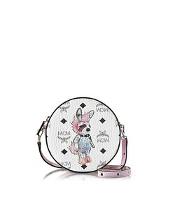 MCM   Rabbit Small Tambourine Crossbody Bag