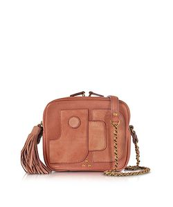 Jérôme Dreyfuss | Pascal Rose Leather Shoulder Bag
