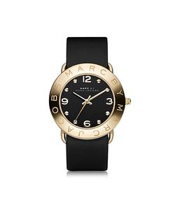 Marc by Marc Jacobs | Amy 36mm Leather Strap Watch