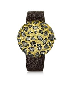 Christian Koban | Clou Leopard Diamond Dinner Watch