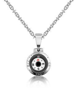 Forzieri | Compass Pendant Necklace