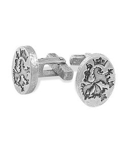 Torrini | Sterling Crest Cufflinks