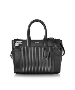 Zadig & Voltaire | Leather Candide Medium Tote Bag