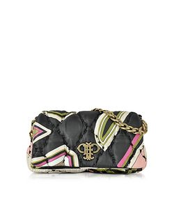 Emilio Pucci | And Quilted Fabric Shoulder Bag