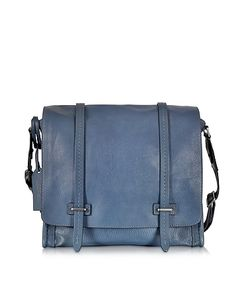 THE BRIDGE | Ascott Leather Large Messenger Bag