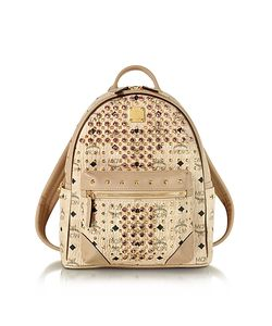 MCM   Small Diamond Visetos Backpack