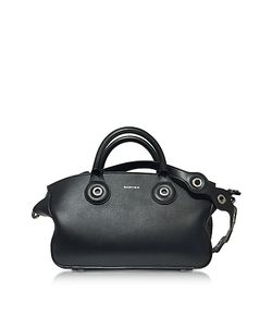 Carven | Leather Eyelet Tote