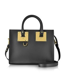 Sophie Hulme | Albion Saddle Leather Medium Tote Bag