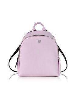 MCM   Leather Polke Studs Mini Backpack