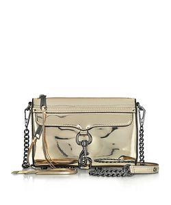 Rebecca Minkoff   Mirrored Mini M.A.C. Crossbody Bag