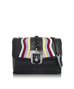 Paula Cademartori | Carine Leather Shoulder Bag