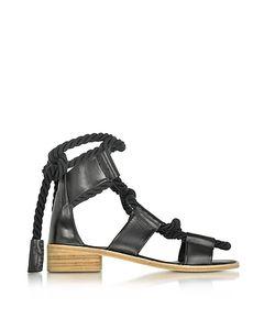 Pierre Hardy   Azur Leather Sandal