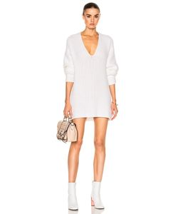 Calvin Klein Collection | Chunky Luxury Light Cashmere Sweater