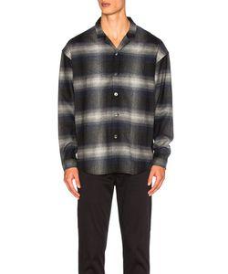 Second/Layer | Camp Collar Oversize Shirt Jacket