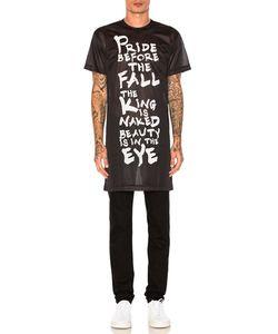 Comme Des Garçons Homme Plus | Ester Mesh Print T-Shirt