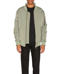 Martine Rose   Collapsed Bomber With Cut Out Detail