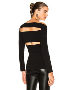 Dion Lee | Suspended Rib Tunic Top
