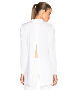 Thakoon | Lace Front Top