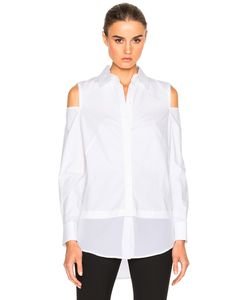 Kaufmanfranco | Stretch Poplin Top