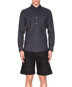 Patrik Ervell | Stitchless Button Down Shirt