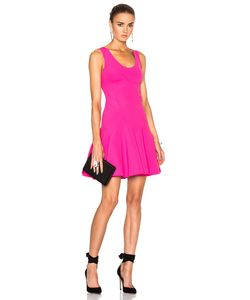 Derek Lam 10 Crosby   Godet Mini Dress