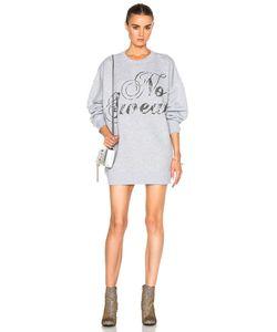 Ashish   Swirly No Sweat Sweatshirt Dress