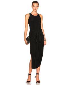 Norma Kamali | Racier Diaper Dress