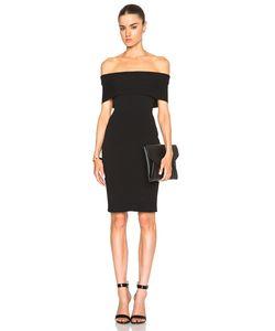 Rosetta Getty | Banded Viscose Dress